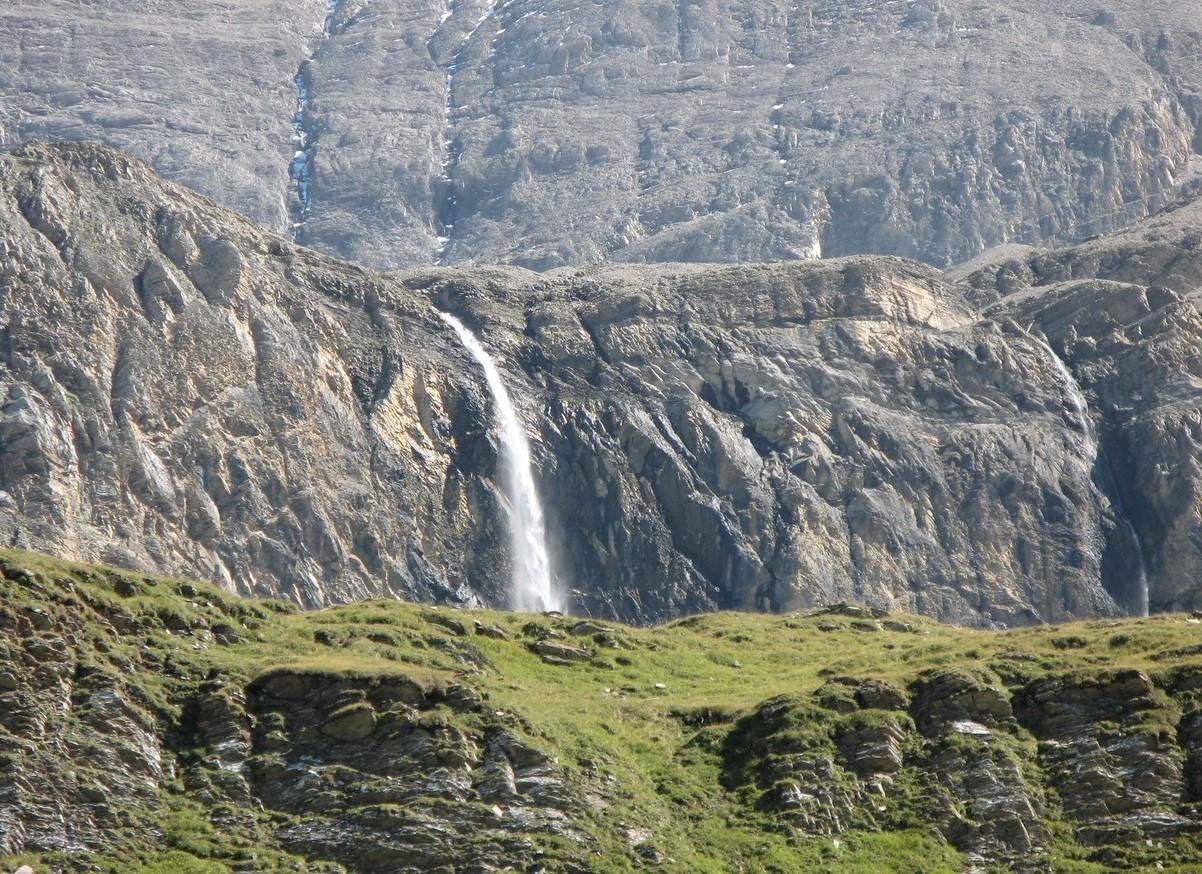 Cascade de la Cabane Gelten