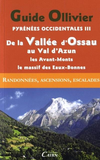 couverture « Pyrénées Occidentales III »