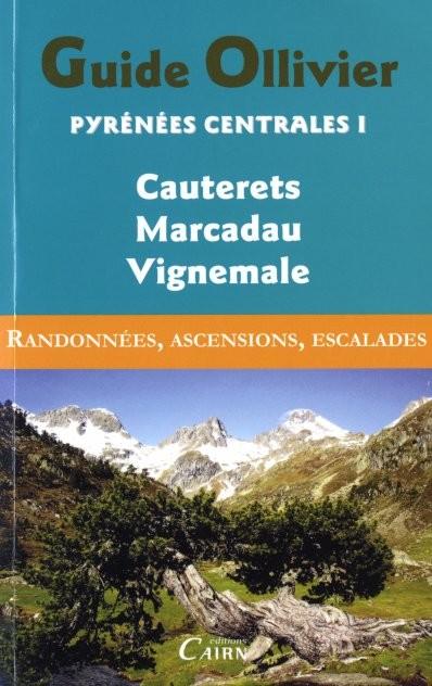 couverture « Pyrénées Centrales I »