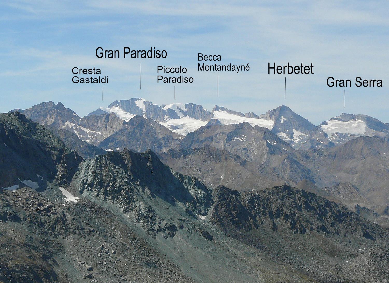 Panorama Grand Paradis