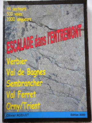 Entremont Escalades, édition 2000