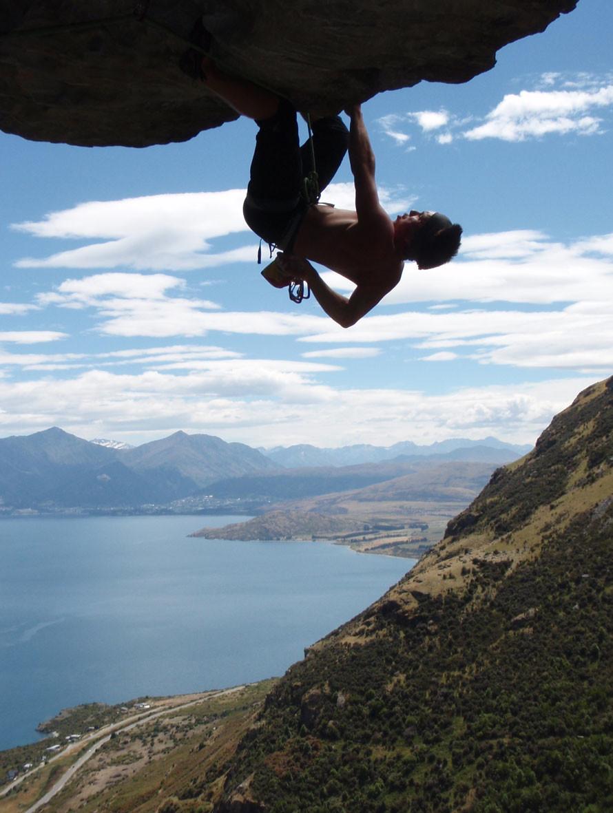 Un toit en Nouvelle-Zélande