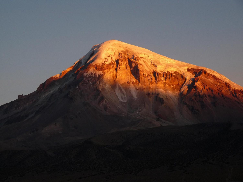 Volcan Sajama