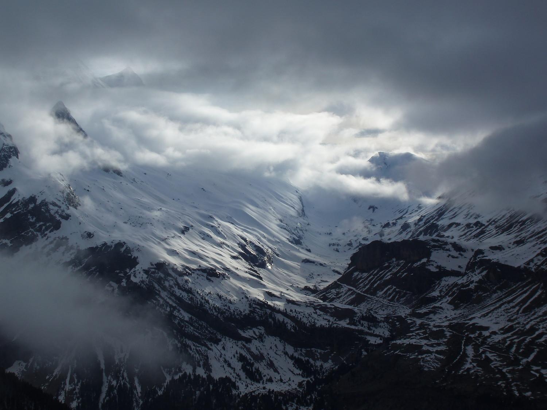 Entre terre et ciel à Gavarnie