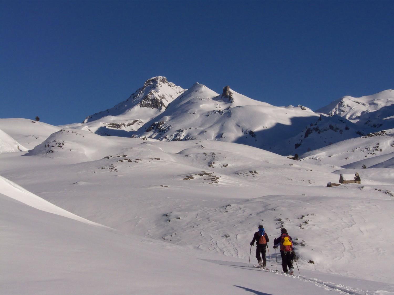 Ski de rando en Val d'Aran