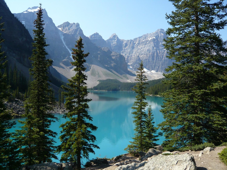 Moraine Lake (Banff National Park _ Alberta/Canada)