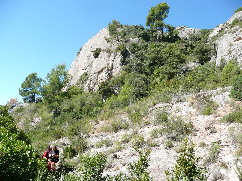 Montserrat : approche, perdu ?