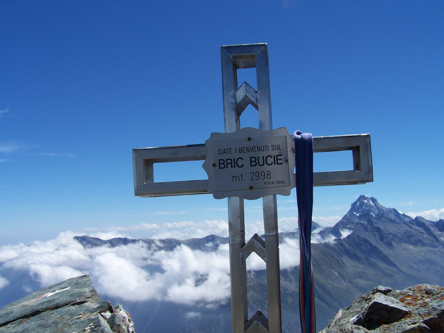 Bric Bouchet, Summit!