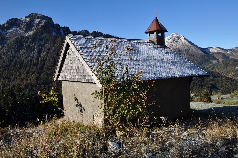 La chapelle St Théodule