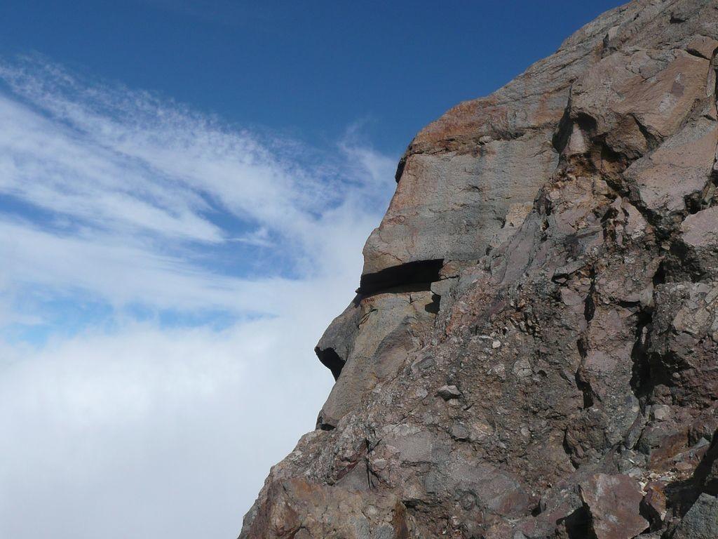 profil de roche