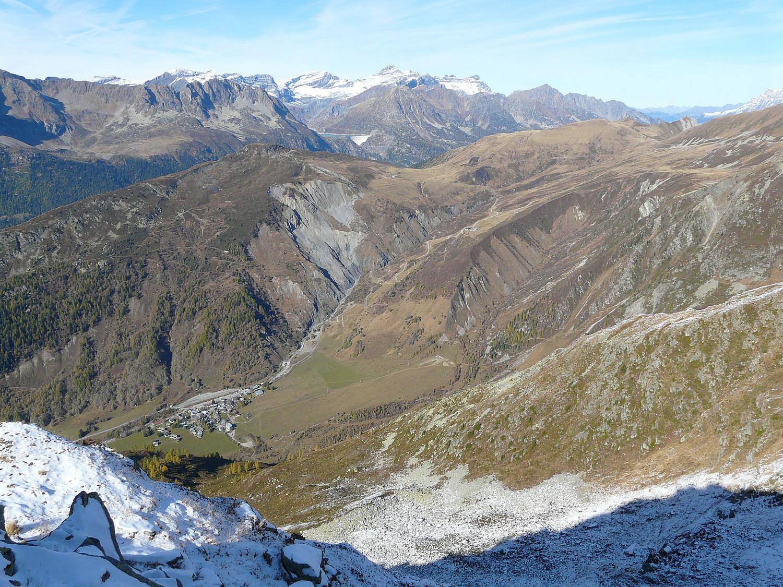 Le Tour (vallée de Chamonix)