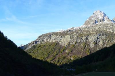 Entre la forêt  et l'aiguille Martin (et Encrenaz), Les Chéserys