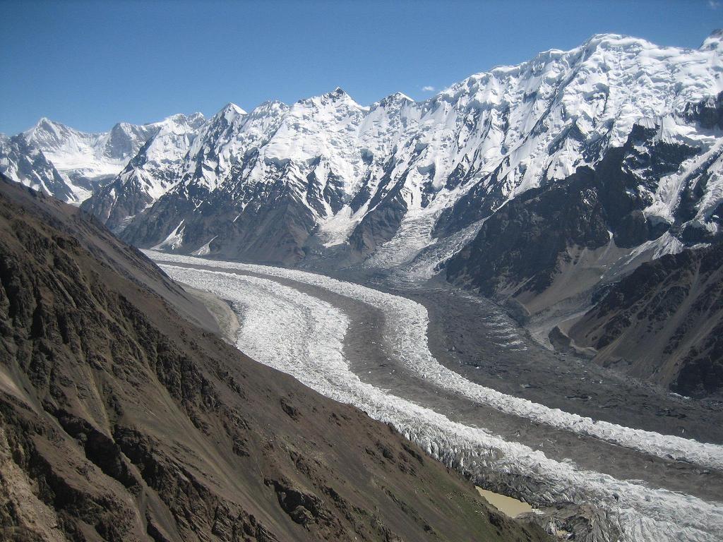 Karakoram : vallée du Khurdopin