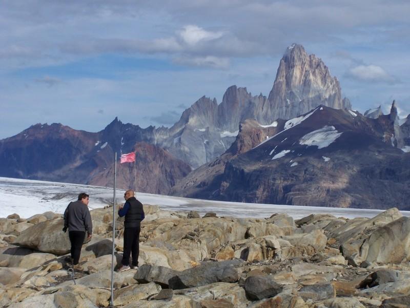 Paso Marconi - frontière Chili Argentine
