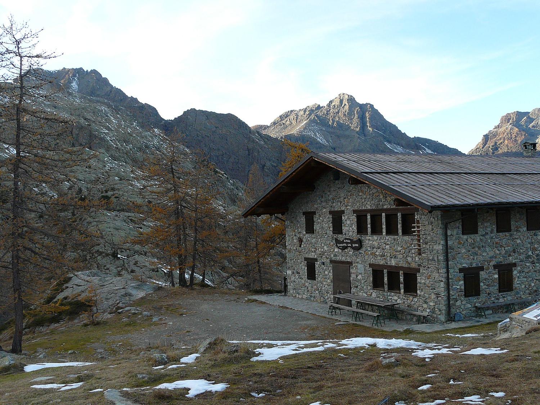 Le refuge de Barbustel