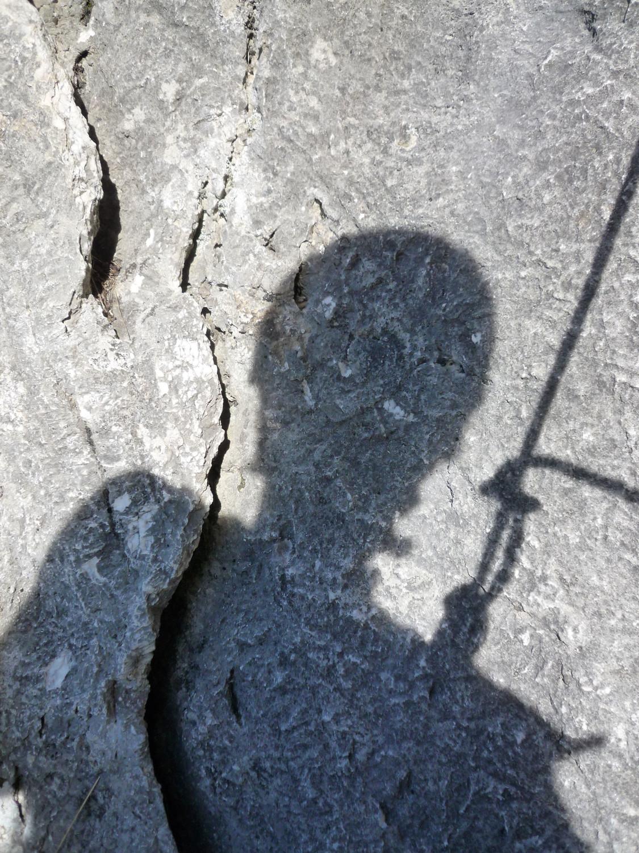La femme de l'homme qui a vu le coin de bois n'est plus que l'ombre d'elle même: elle n'a jamais vu le coin de bois