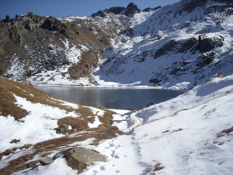 Lago di Loie, 27/10/09.