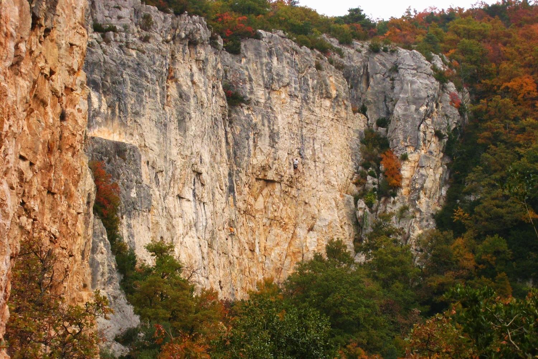 Pont-de-Barret - Eson ; face SW