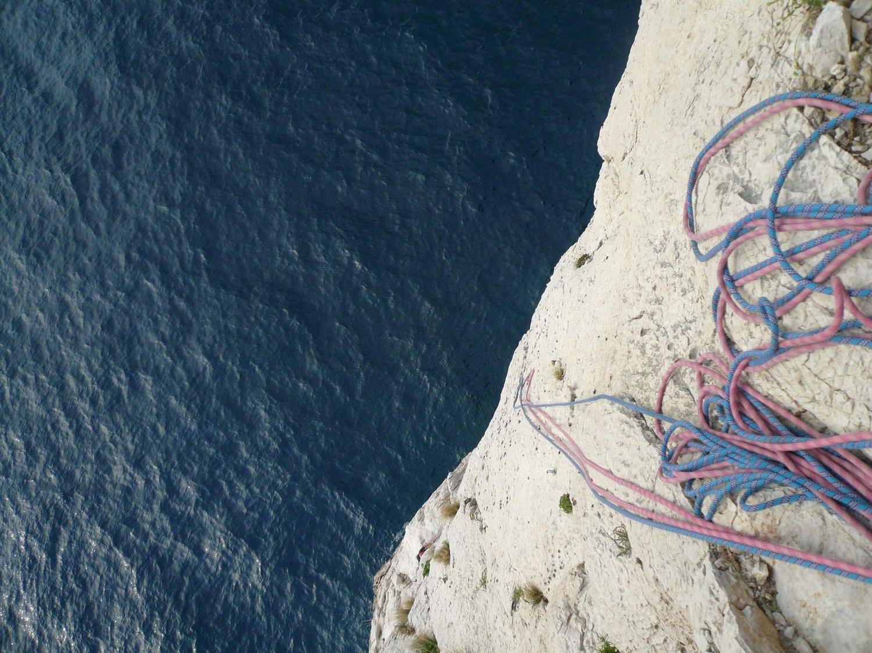 Rêve de pierre, et la mer