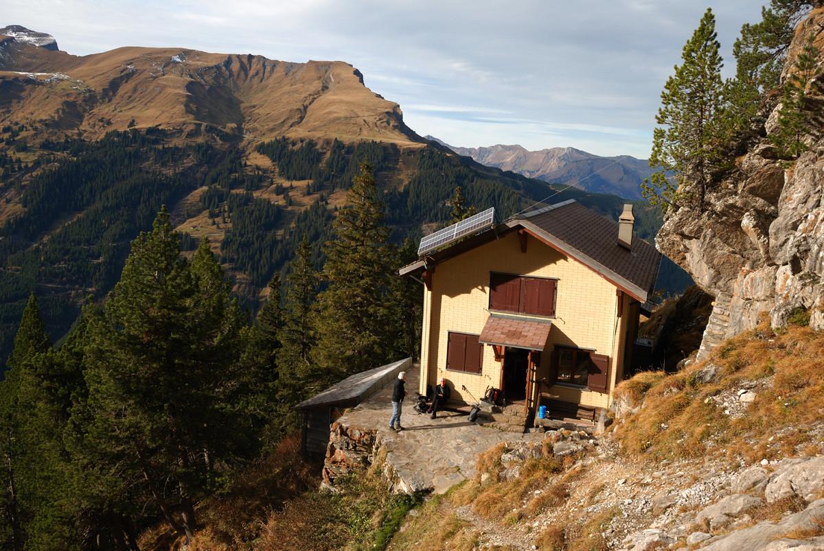 Engelhornhütte (Oberland Bernois)