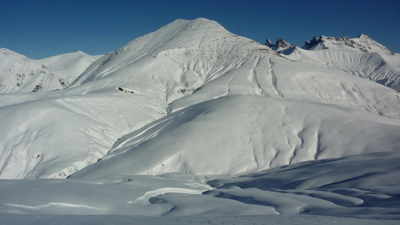 Le labyrinthe du Col des Trentes Combes