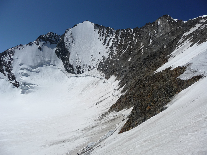 Lenzspitze et Nadelhorn