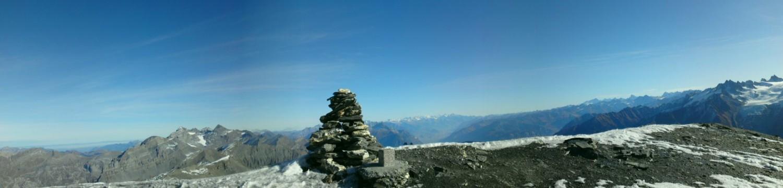 cairn sommet du Buet