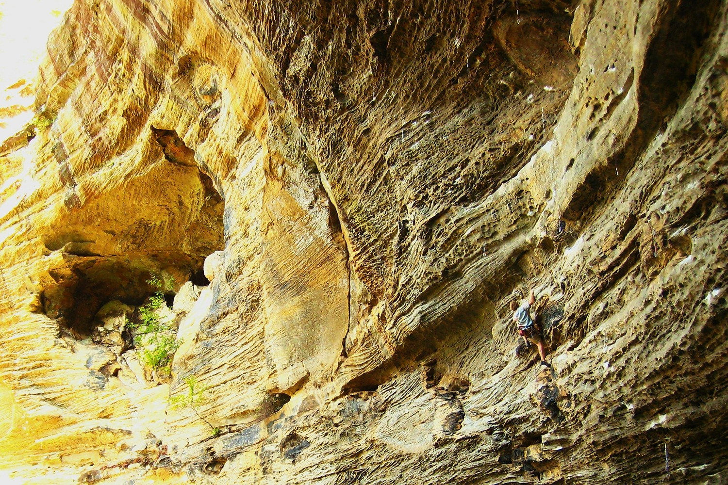 Madness Cave, The Motherlode, Red River Gorge, USA