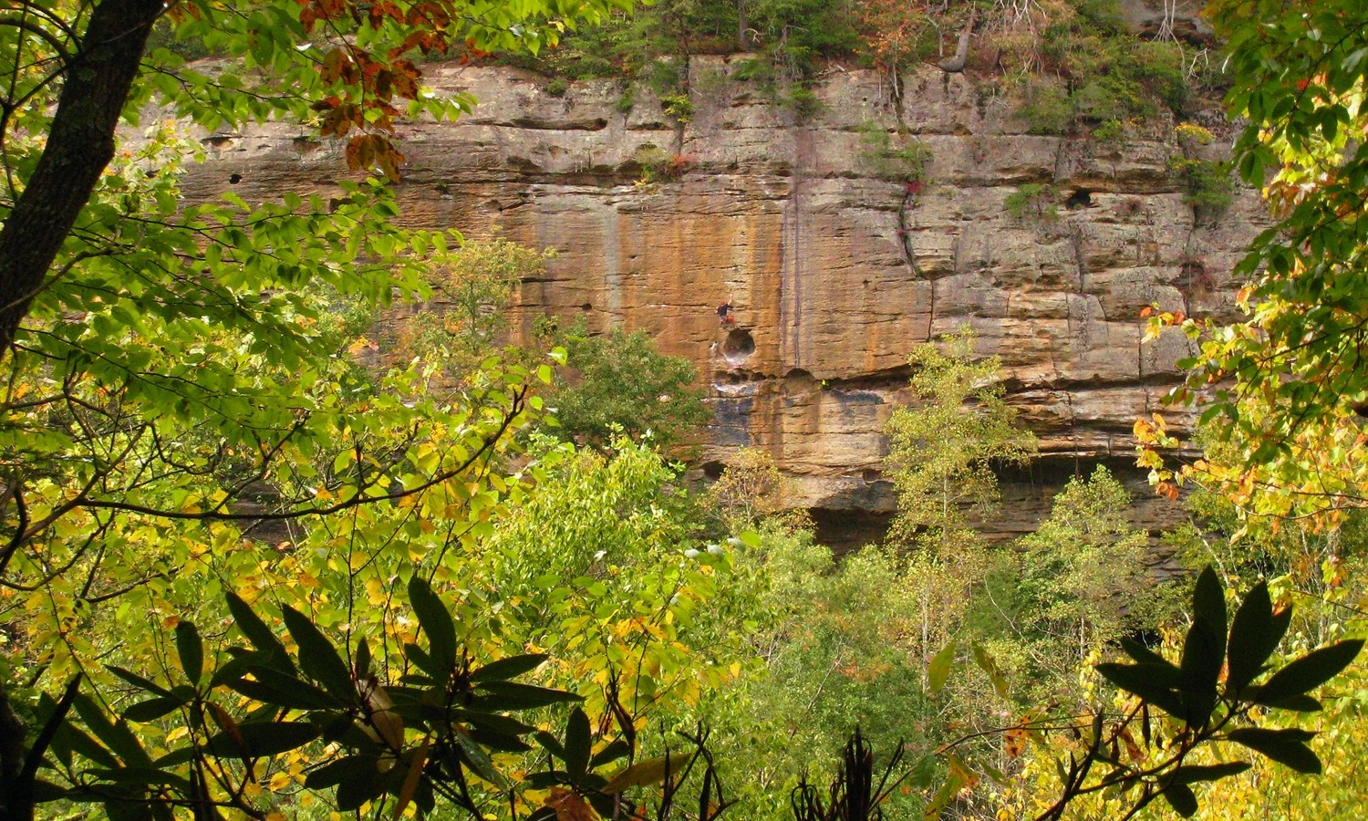 The Solarium, Red River Gorge, USA
