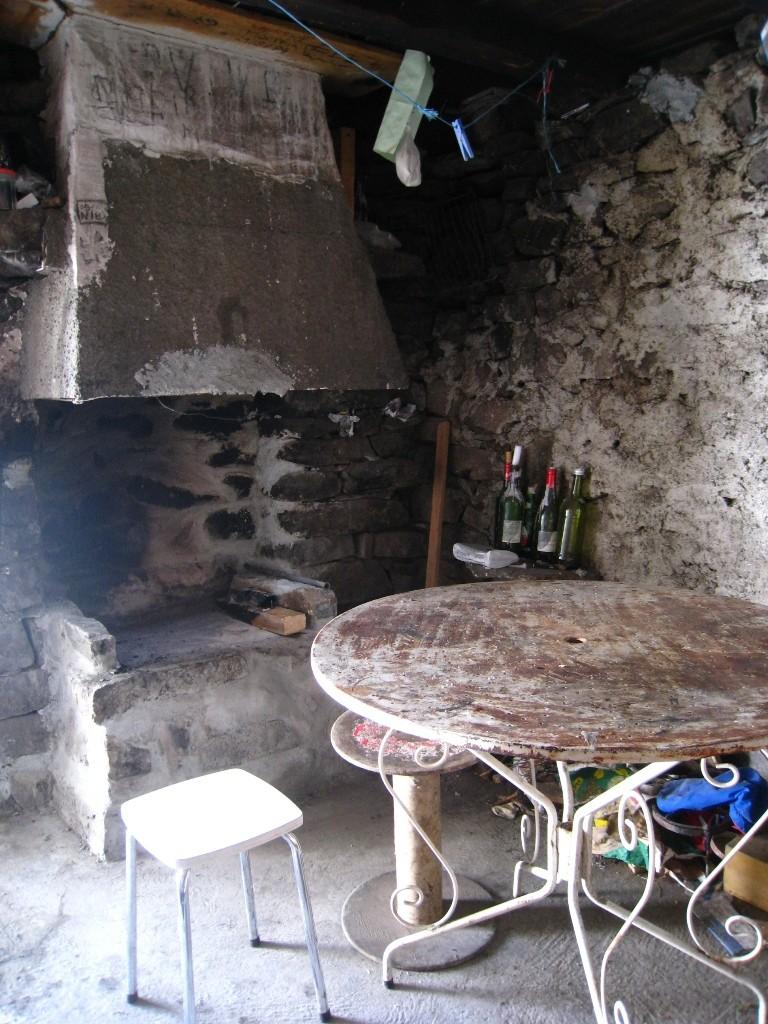 Cab du Taus, coin cuisine