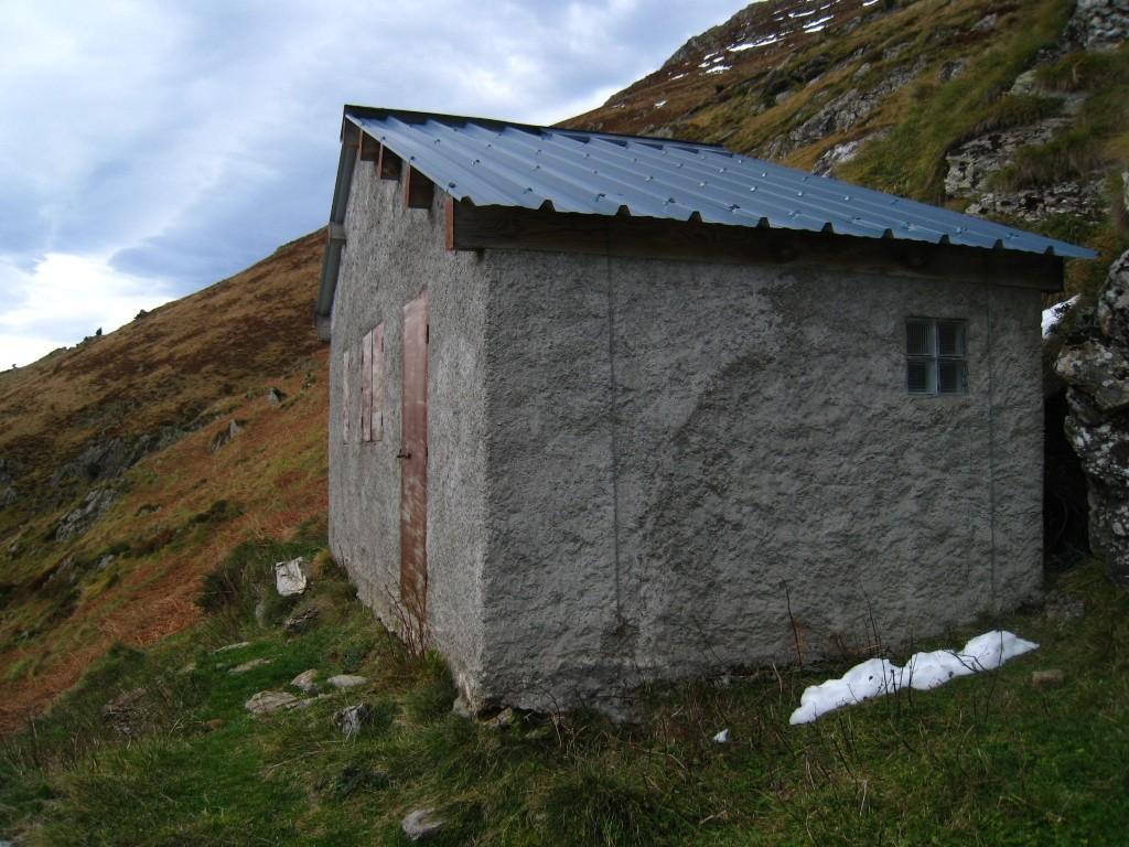 Cabane d'Aouen gr10