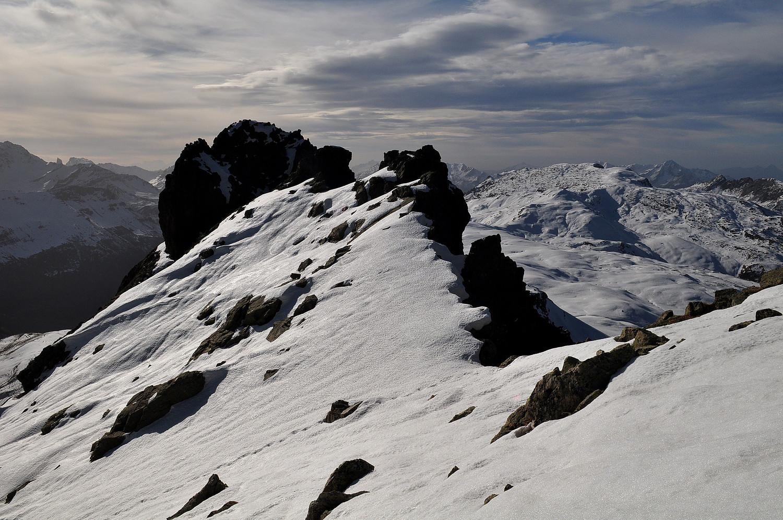 Ouverture sur la Savoie depuis la face SE