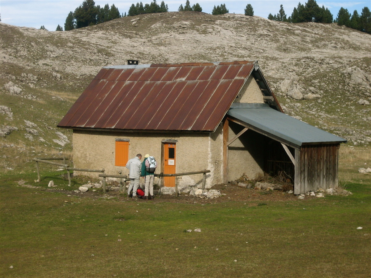 Cabane de Pré Peyret