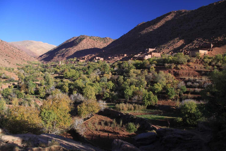village tighza