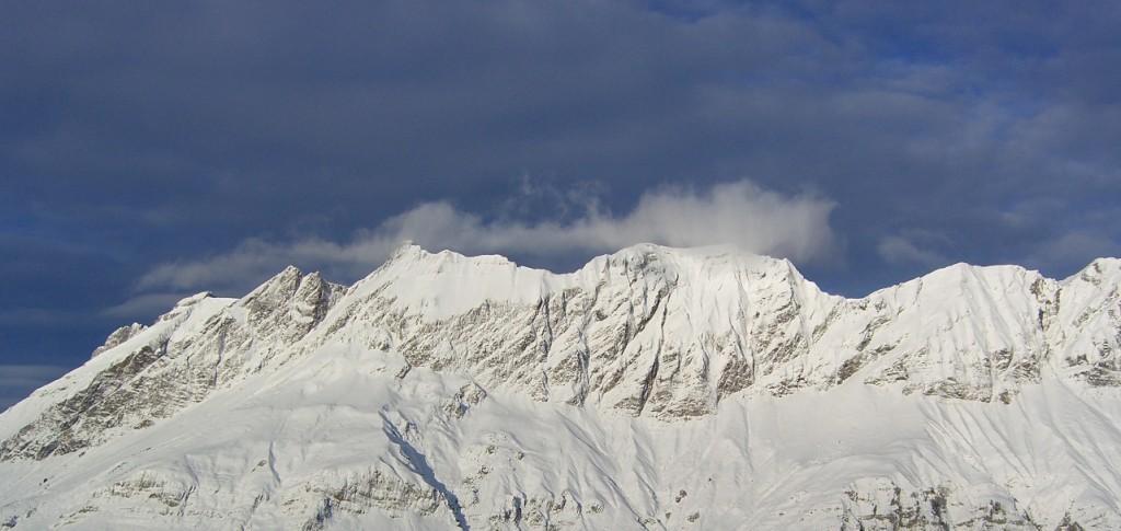Aravis versant ou Himalaya du pauvre