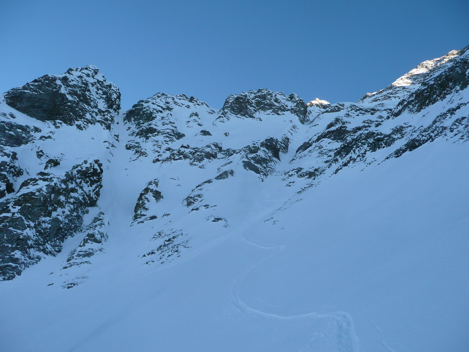 Couloir(s) NW