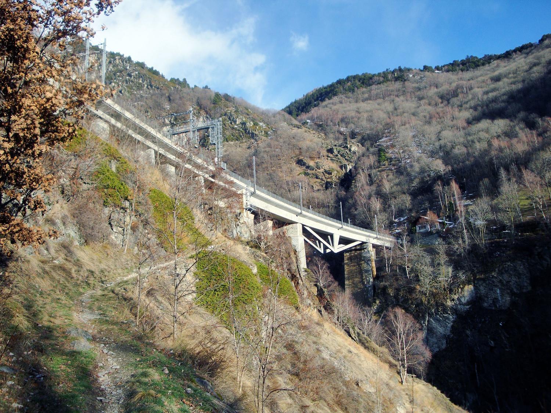 Viaduc du Lotschberg
