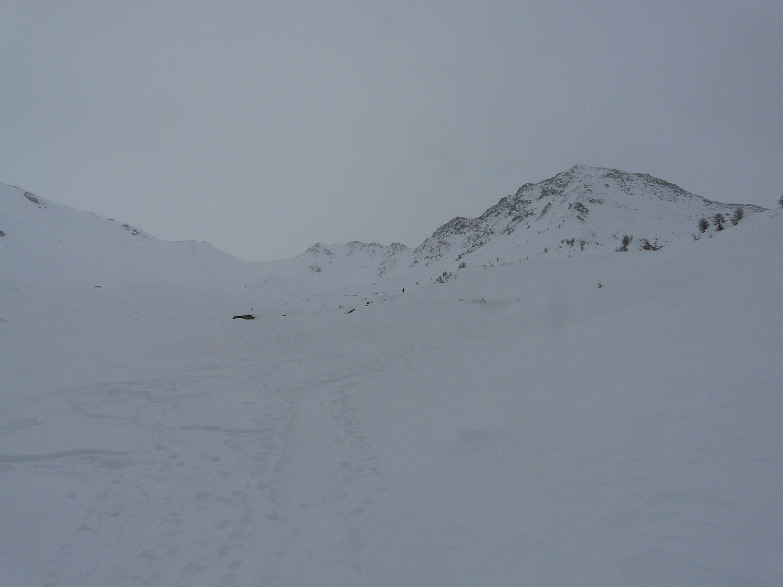 Le col Fetita  (Val d'Aoste)