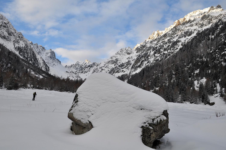 Val d'Arpette en ce dimanche