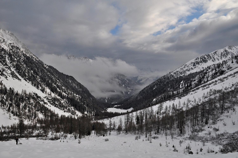 Val d'Arpette côté Champex
