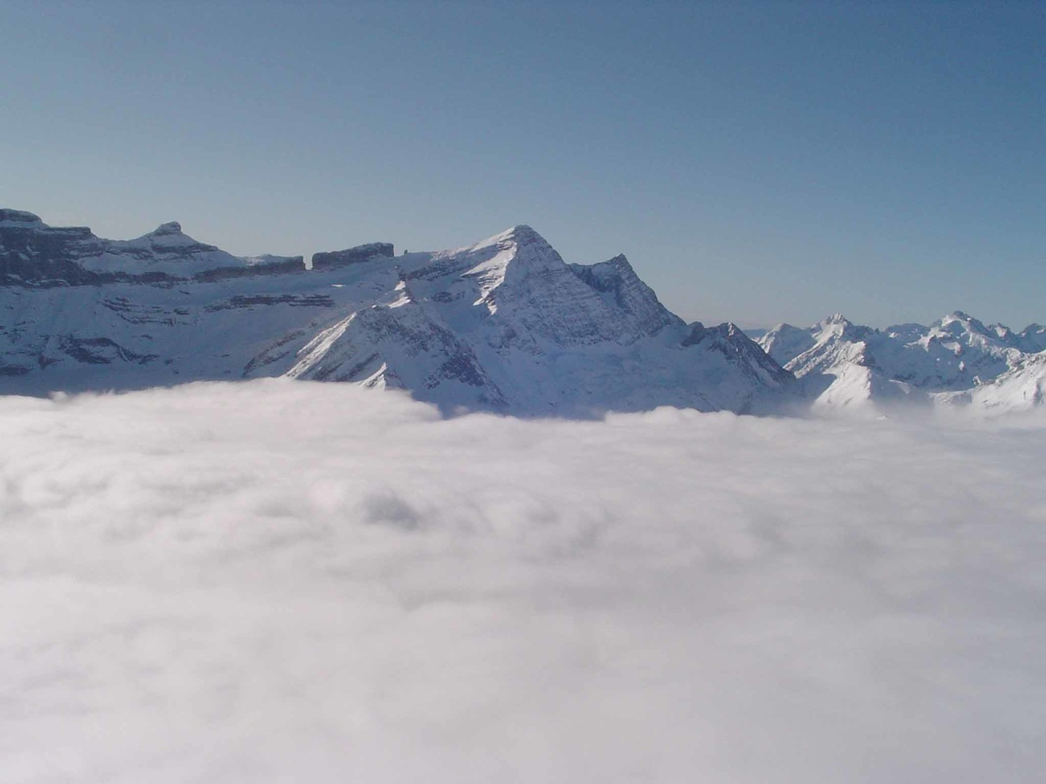 panorama vers le Taillon