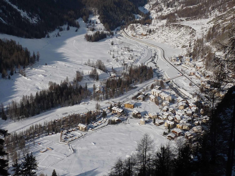 Village de Lillaz.