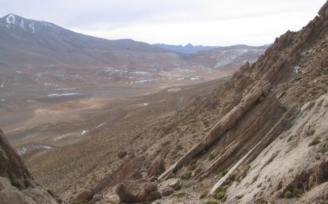 falaises d'Agouri