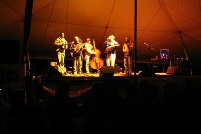 concert de musique bluegrass