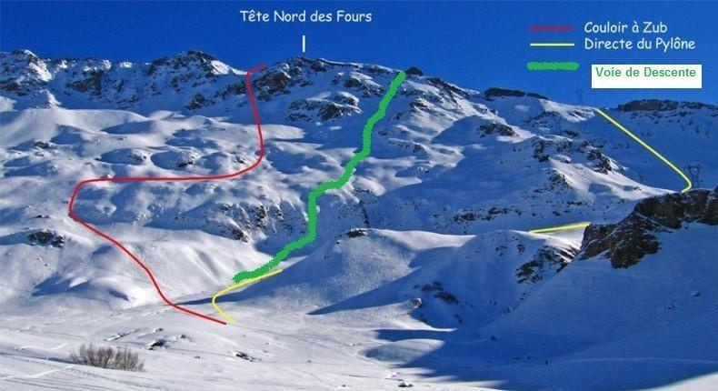 Tête Nord des Fours
