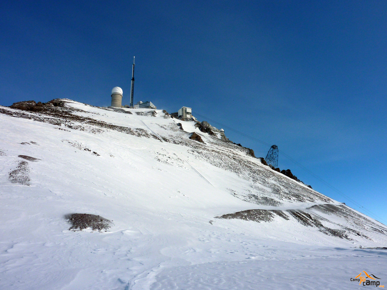 Face Sud du Pic du Midi