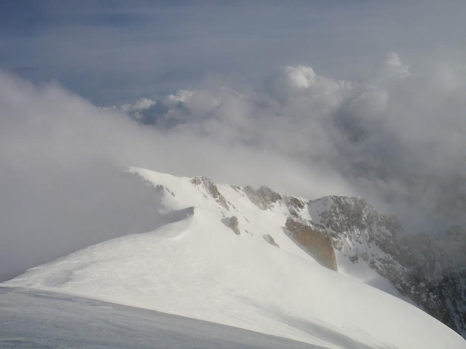 Le Mt Blanc de Courmayeur