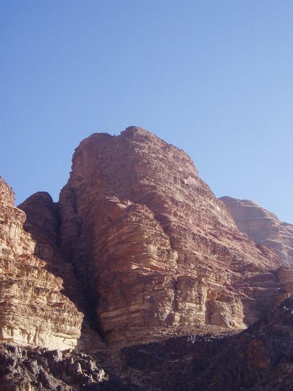 Jebel Um Ishrin - Alia