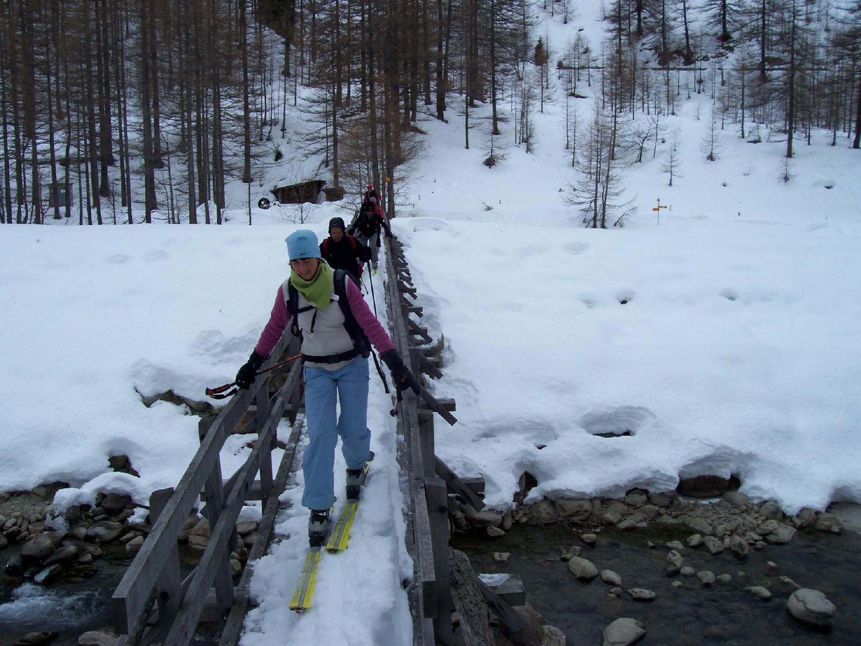 Ponte sul Grosses Wasser