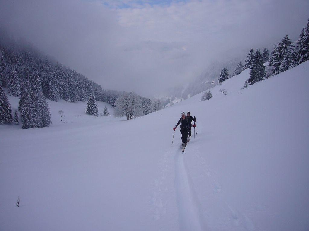 vers la sarnia